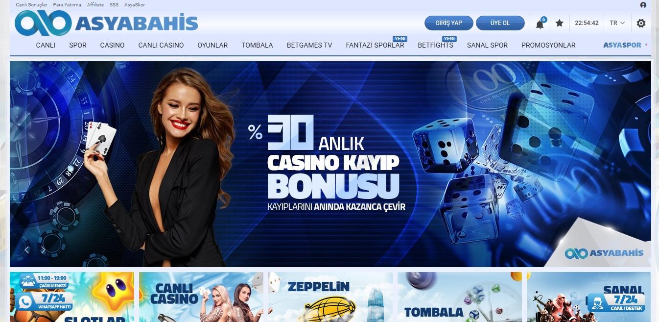 Asyabahis Online Casino