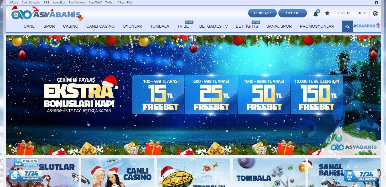 Asyabahis Sitesi Casino
