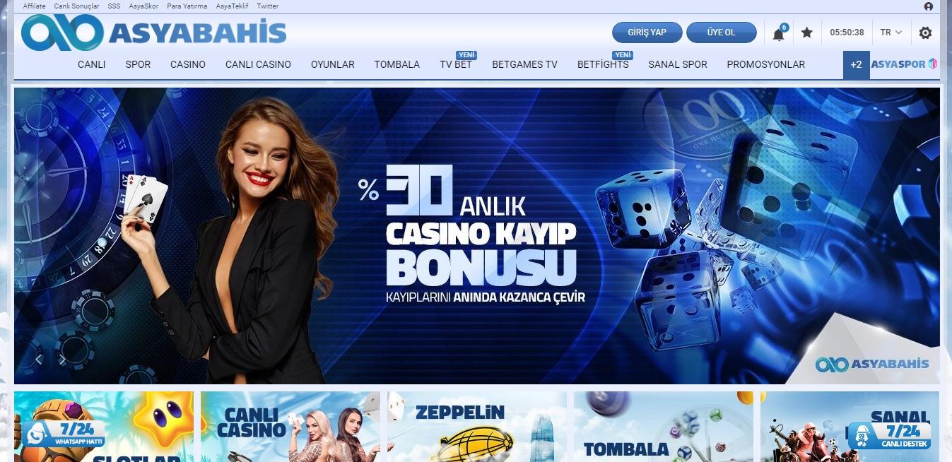 Asyabahis Platformu Casino Oyunları