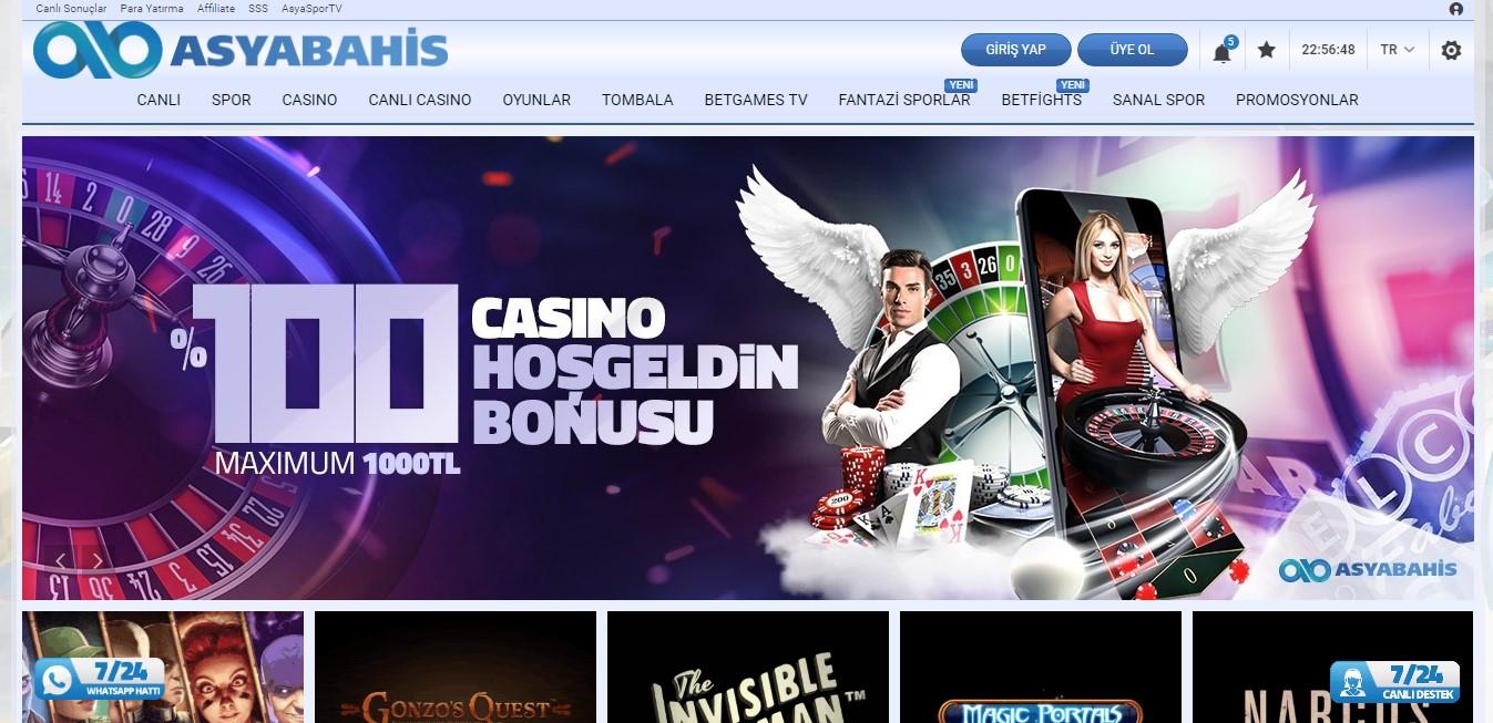 Asyabahis Sitesi Canlı Casinoda Kazanmak Kolay Mı