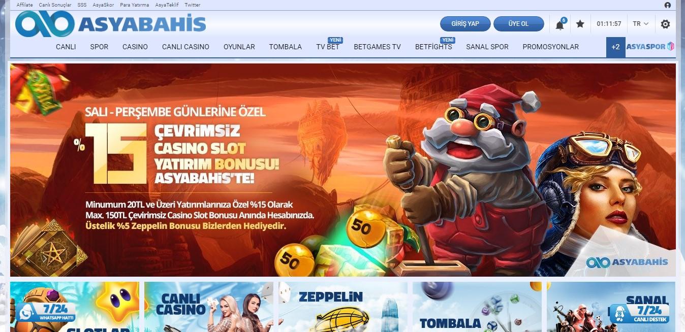 Asyabahis Bahis Sitesi Slot Oyunları Kazandırır mı