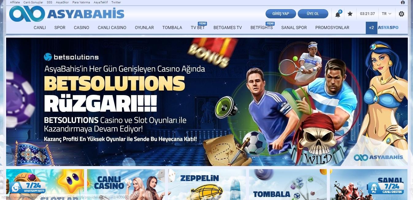 Asyabahis Casino Oyunlarında Kazanabilir Miyim
