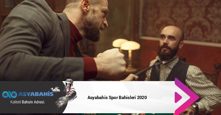 Asyabahis Spor Bahisleri 2020