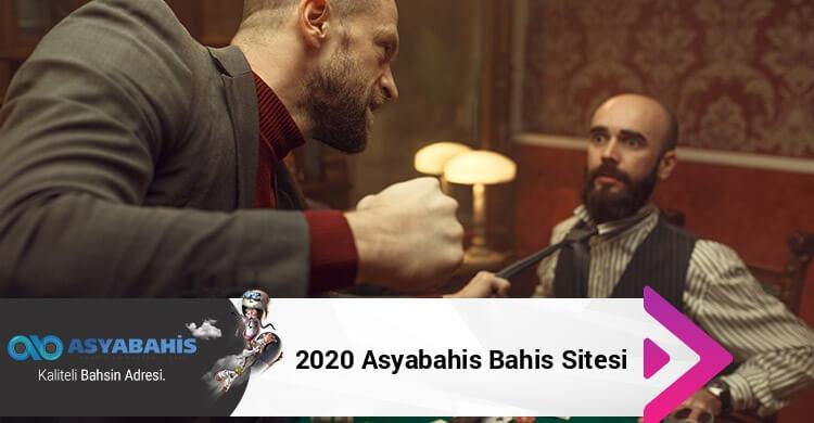 2020 Asyabahis Bahis Sitesi