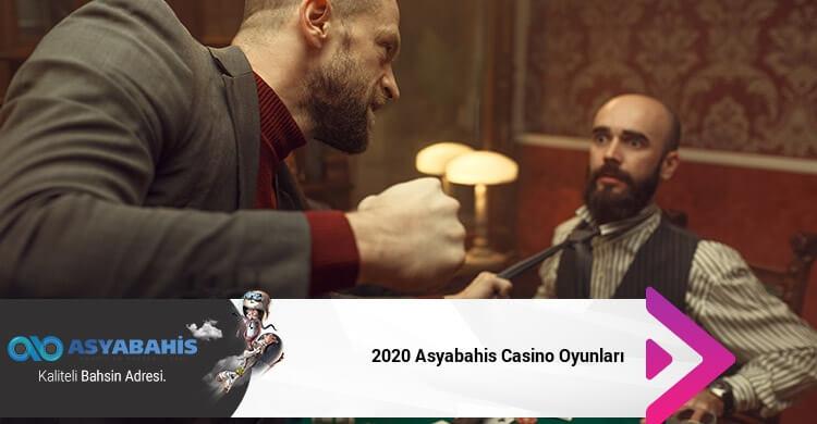 2020 Asyabahis Casino Oyunları