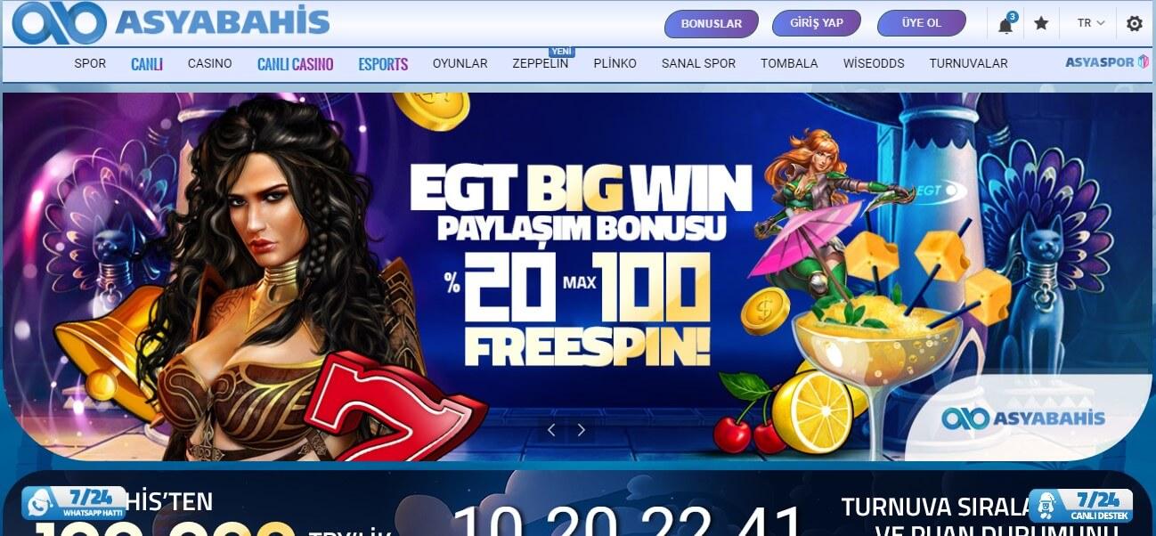 Asyabahis Casino Oyunları 2020