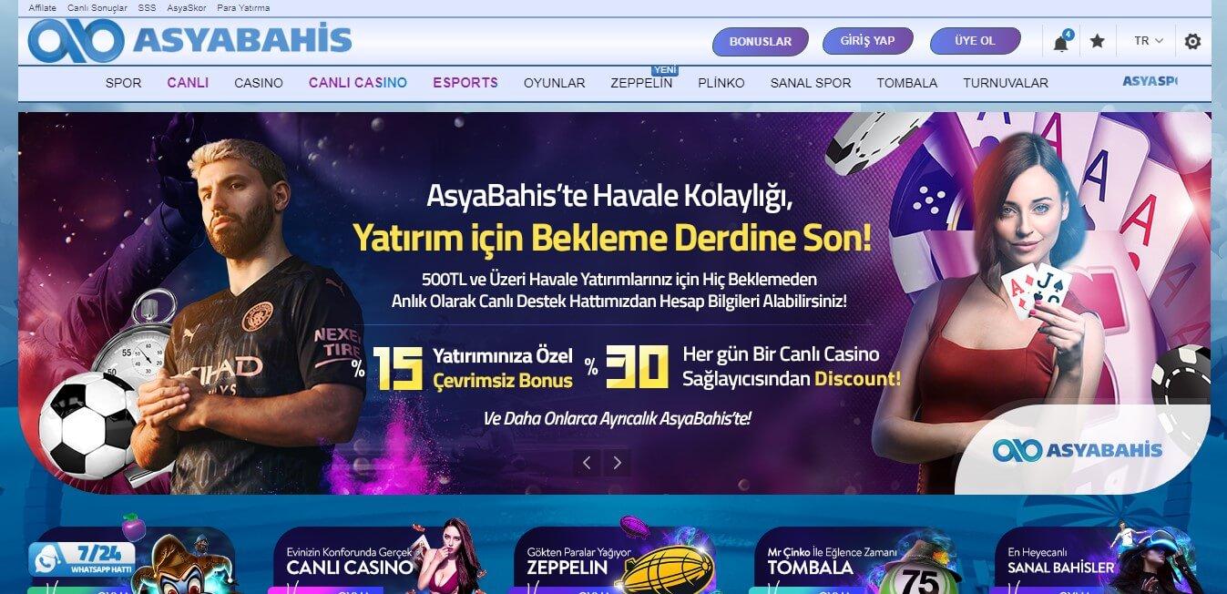 Asyabahis Casino 2020